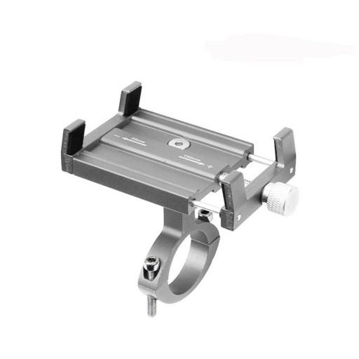Suport telefon trotinetă electrică (Argintiu)