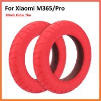 Anvelopa 10 inch pentru Xiaomi M365 / M365 Pro Rosu