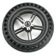 Roată spate cu pneu solid pentru Xiaomi M365 / M365 Pro